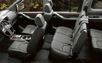 Nissan on Interior    2008 Nissan Pathfinder    Photos And Images