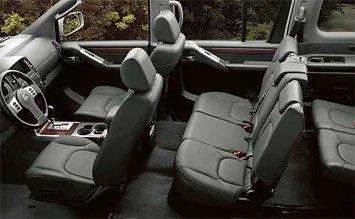 Interior » 2008 Nissan Pathfinder