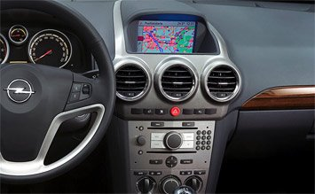Interior » 2008 Opel Antara 4x4 AUTO