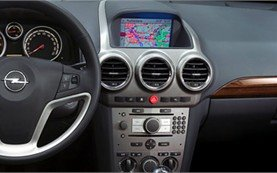 Interior » 2008 Opel Antara 4x4