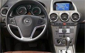 Interior » 2009 Opel Antara 4x4