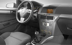 Interior » 2008 Opel Astra Hatchback