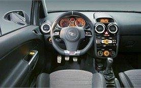 Interior » 2008 Opel Corsa AUTO 1.2i