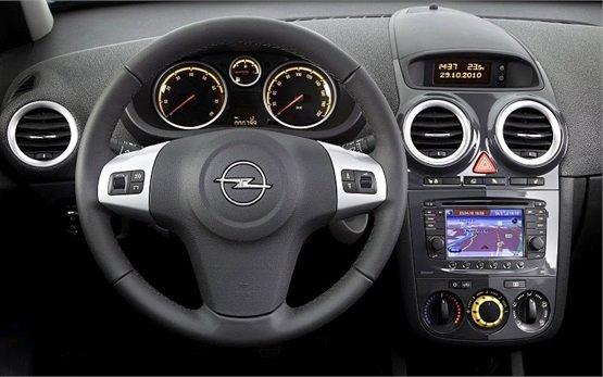 Interior » 2013 Opel Corsa