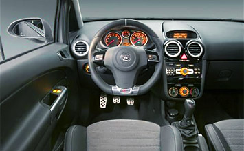 Interior 2008 opel corsa photos for Opel corsa 2010 interior