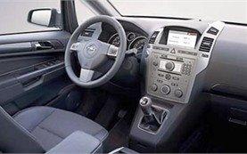 Interior » 2008 Opel Zafira 6+1 Auto