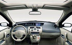 Interior » 2008 Renault Grand Scenic