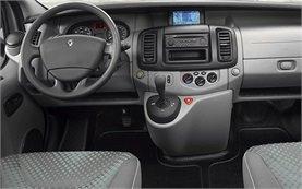 Interior » 2009 Renault Trafic 8+1