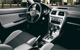 Interior » 2008 Subaru Impreza Sport Auto