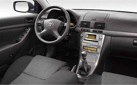 Салон » 2008 Тойота Авенсис