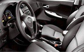 Interior » 2008 Toyota Corolla
