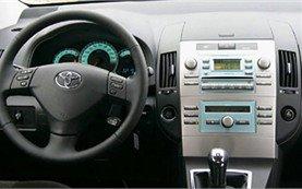 Оборудование » 2008 Тойота Королла Версо