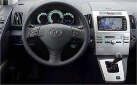 Interior » 2012 Toyota Corolla Verso