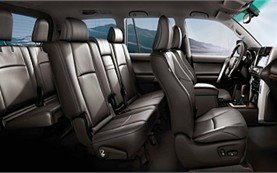 Interior » 2008 Toyota Land Cruiser 4x4