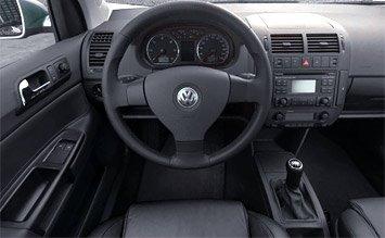 Interior » 2008 Volkswagen Polo  1.4 Petrol