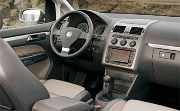 Interior » 2008 VW Touran