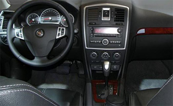 Interior 2009 Cadillac Bls Photos
