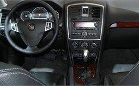 Interior » 2009 Cadillac BLS