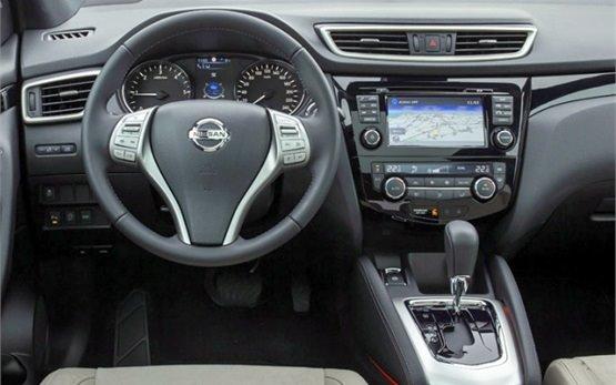 Interior - 2016 Nissan Qashqai 2.0 AUTO