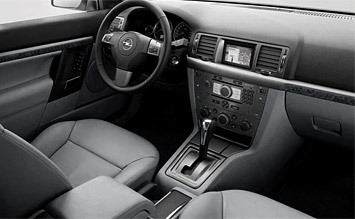 Interior » 2009 Opel Vectra 2.2