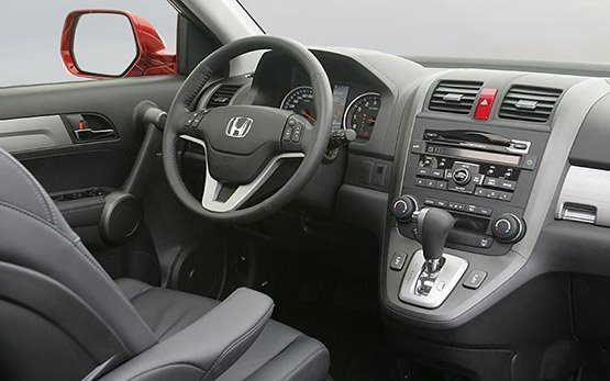 Interior » 2012 Honda CRV 4WD Automatic