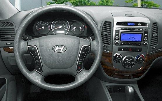 Interior » 2010 Hyundai Santa Fe 4x4