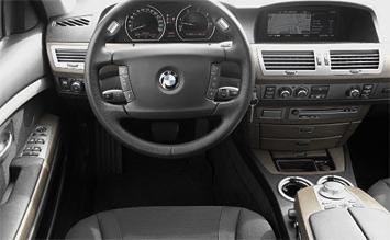 Interior 2011 BMW 740 AUTO XD