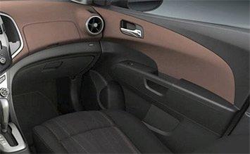 Innenansicht » 2011 Chevrolet AVEO