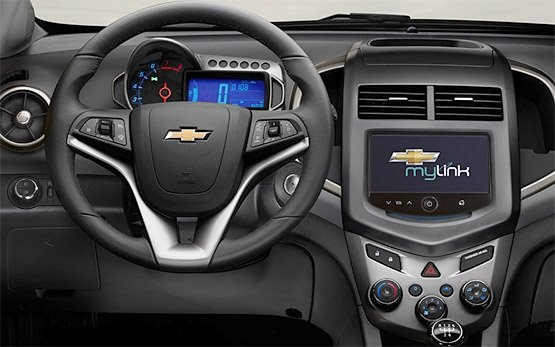 Interior » 2015 Chevrolet AVEO Automatic