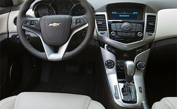 Interior » 2011 Chevrolet Cruze Automatic