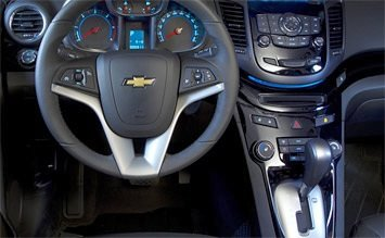 Interior » 2011 Chevrolet Orlando 6+1