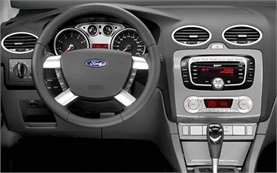 Interior - 2011 Ford Focus Hatch 1.6i