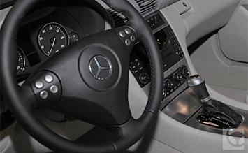 Interior » 2011 Mercedes C 220  Automatic