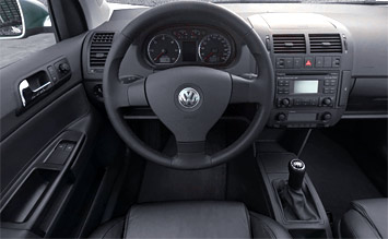 Interior » 2011 Volkswagen Polo 1.2