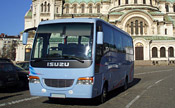 Isuzu Turkuaz 31+1 seats