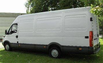 Iveco Daily Cargo 50C14V