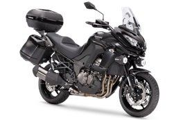 Kawasaki Versys 1000 Grand Tourer - motorbike rental in Barcelona