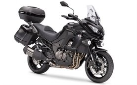 Kawasaki Versys 1000 Grand Tourer - motorbike rental in Malaga