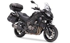 Kawasaki Versys 1000 Grand Tourer - motorbike rental in Malaga