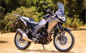 Kawasaki Versys 300X - motorbike rental in Crete