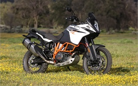 KTM 1090 ADV - rent a motorbike in Barcelona