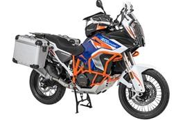 KTM 790 Adventure - motorcycle rental in Geneva