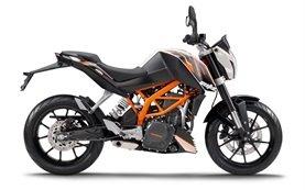 KTM Duke 390 - мотор под наем Индия