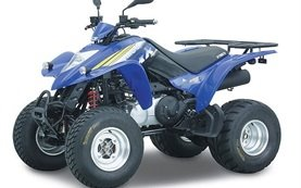 Kymco 250cc - quad rental Karpathos Greece