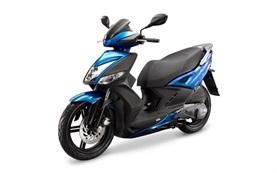 Kymco Agility 16+ 125 - alquiler de scooters en Cerdeña - Alguer
