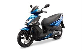 Kymco Agility 16+ 125cc - scooter rental Athens