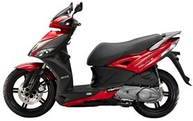 Kymco Agility 16+ 200cc - scooter rental Athens