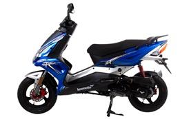 Lexmoto 50cc - скутер в Албуфейра