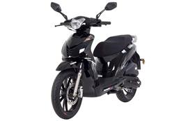 Lexmoto Urban 125cc - scooter rental Albufeira