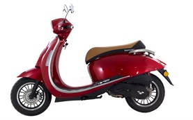 Lexmoto Vienna 125cc - scooter rental Albufeira